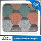 Mosaic asphalt shingles(low cost, high quality)