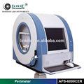 Aps-6000cer pantalla táctil instrumentos ópticos de la pantalla táctil visual analizador de campo del perímetro