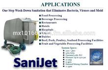 Mobile Sanitizer Sani-Jet