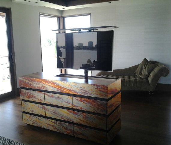 tv ascenseur pivotant lcd ascenseur motoris lcd tv lift mechanism meuble t l id du produit. Black Bedroom Furniture Sets. Home Design Ideas