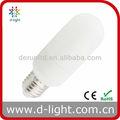 Baixa potência Tubular / coluna CFL lâmpada