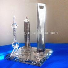 JY103 Crystal Global Center models For crafts decoration