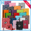 PU leather tablet case cover for ipad 2 3 4