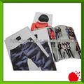 Catálogo de láminas para la ropa de tamaño A3