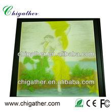 Super slim 12x12 inch led ceiling light/wall light printing smd3014 manufacturer