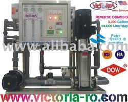Mesin RO u/Bisnis AMDK 64.000 Liter