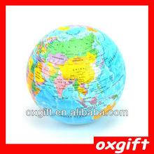 OXGIFT Magnetic Rotating Globe