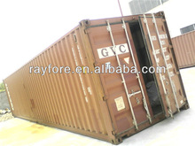 40 ft used cargo container prices