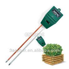 3 1 em flores de plantas de ph do solo/umidade/luz testador metros