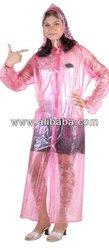 PVC Ladies Raincoat