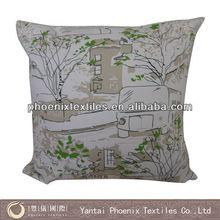 45*45 printed digital printed pillow
