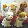 DG-M02 : Nodding Dog Air Freshener - Beagle