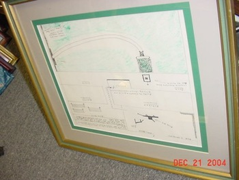 James Earl Ray Original PAINTING Prison escape Framed artwork must see