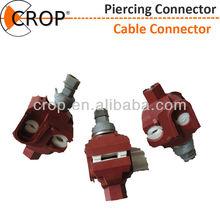 Waterproof piercing wire connectors/amp cable connectors