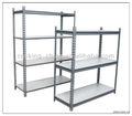 Djustable de acero estanterías de almacenamiento en rack estantes( luz trasiego/bastidor del rema