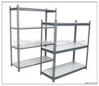 djustable steel shelving storage rack shelves (light racking/rivet rack)
