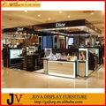 beleza moda vidro temperado loja de cosméticos design