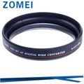 Zomei 72mm de ángulo ancho de la lente para canon 18-200mm