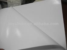 Frontlit Pvc flex/self adhesive vinyl/tarpaulin/