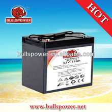 12v75ah power tools battery,battery for Construction engineer vehicles