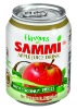 Flavous of Sammi 238ml Apple Juice Drink w / Coconut Pieces
