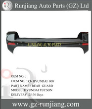 2013 New arrivel Rear Guard with lamp for Hyundai Tucson