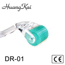 skin vibrating derma roller
