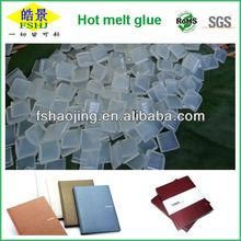 White Granule Side Bookbinding Glue for Agent