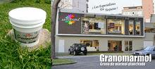 Granomarmol / Graniplast Marble textured