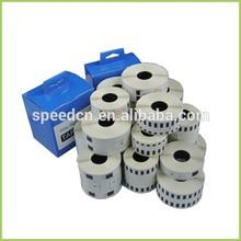 Compatible DK1201 Die Cut Standard Address Labels, Roll/400, DK-1201