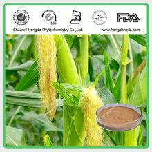 100% Pure Corn Silk Extract Powder 4% Polysaccharide