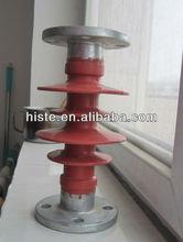 Organic composite post insulator