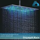 big & cheap rectangular LED shower faucet