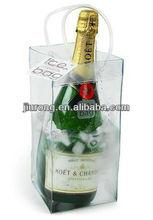 clear pvc ice bag,Simple, convenient, portable