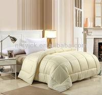 100% cotton soft winter quilt