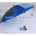 2014 caliente de la venta de la marca lindo para la alta calidad silbato paraguas de los niños