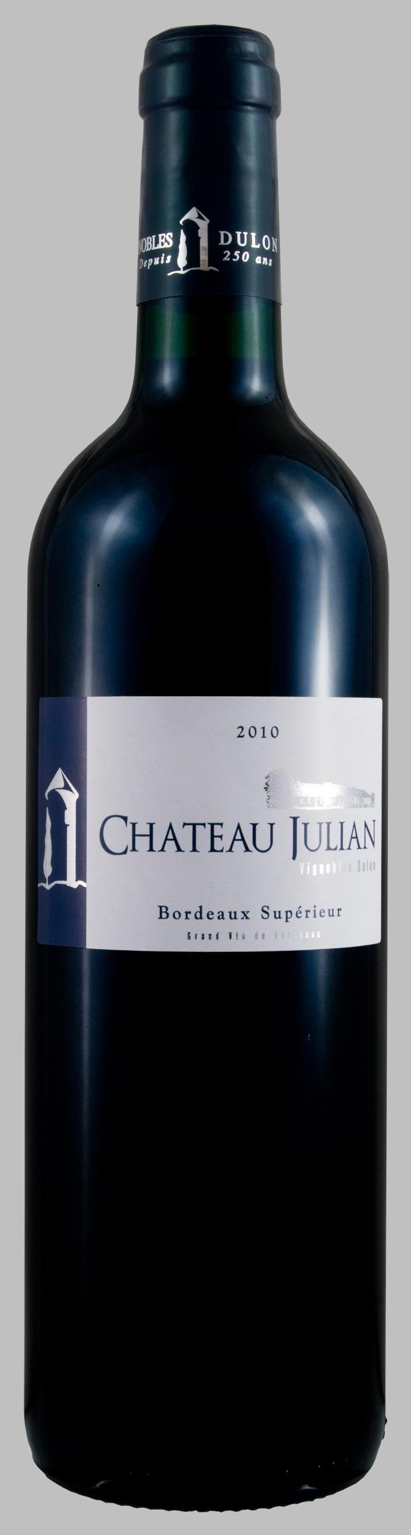 CHATEAU JULIAN BORDEAUX SUPERIOR 750ML
