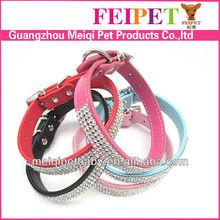 Fashion pet dog collar leash,colorful dog collars and leash