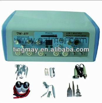 6 in 1 ultrasonic facial vacuum suction machine tm-271