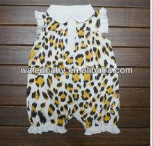 100% 0-1 الملابس القطنية الطفل الرضيع رومبير الملابس تسلق سنوات من العمر