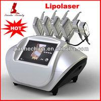 latest protable laser fat burning machine