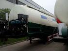 55m3 bulk cement semi trailer