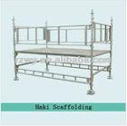 steel galvanized haki scaffolding system