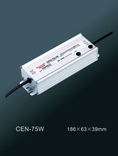 CEN-75W LED dimmable waterproof driver