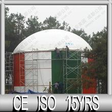 Double Membrane Biogas Storage Tank --- 1 Kpa to 3 Kpa Constant Pressure