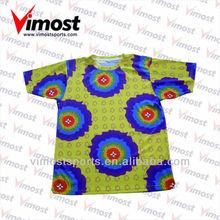 custom fashion Sports t shirt with own design