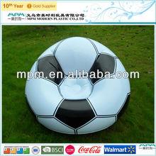 football inflatable sofa/air chair
