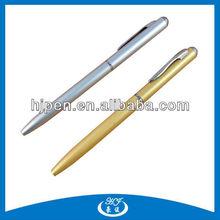 Gold Color Twist Metal Ballpoint Pen Cheap Gold Pen
