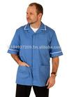 Industrial uniforms, hospital uniforms