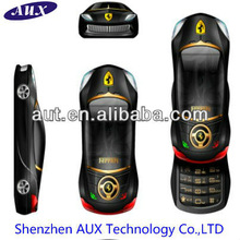 Unlocking AUX cell phone small size car shaped mobile phone F6